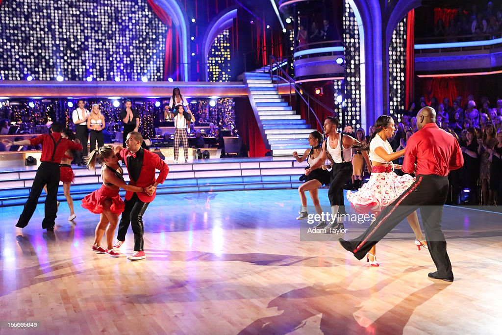 ALL-STARS - 'Episode 1507' - After the couples' individual rounds during this week's two-hour performance show on MONDAY, NOVEMBER 5 (8:00-10:01 p.m., ET), they all took to the dance floor for a swing dance marathon with the chance to add up to 10 extra points to their scores for the night. SMITH