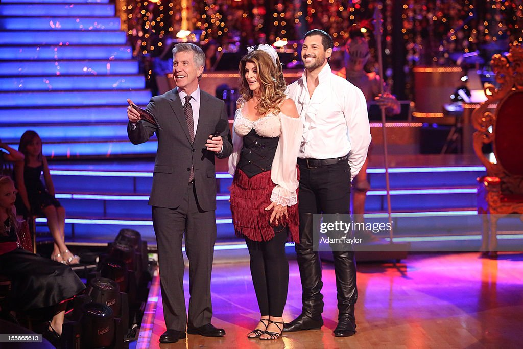 ALL-STARS - 'Episode 1507' - During this week's two-hour performance show on MONDAY, NOVEMBER 5 (8:00-10:01 p.m., ET), the seven remaining couples performed a fusion dance that was chosen by their competitors on last week's show. CHMERKOVSKIY