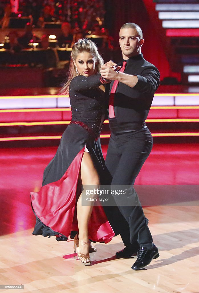ALL-STARS - 'Episode 1507' - During this week's two-hour performance show on MONDAY, NOVEMBER 5 (8:00-10:01 p.m., ET), the seven remaining couples performed a fusion dance that was chosen by their competitors on last week's show. BALLAS