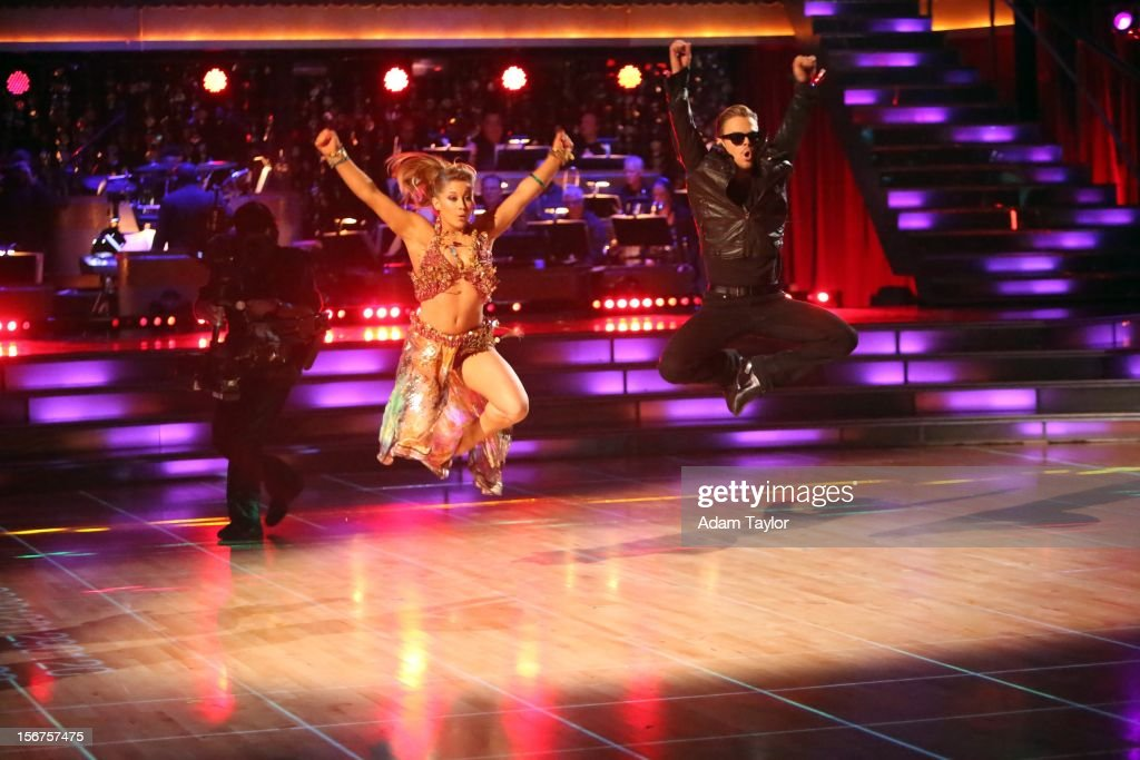 ALL-STARS - 'Episode 1509' - Each couple danced a dance style they have not yet danced to a theme which was chosen for them by another couple on last week's Results Show, on 'Dancing with the Stars: All-Stars' MONDAY, NOVEMBER 19 (8:00-10:01 p.m., ET), on ABC. HOUGH