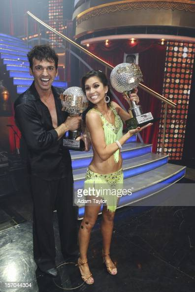 STARS 'Episode 1510A' Melissa Rycroft and Tony Dovolani were crowned champions of this allstar season on the Season Finale of 'Dancing with the Stars...