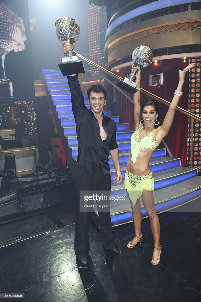 ALL-STARS - 'Episode 1510A' - Melissa Rycroft and Tony Dovolani were crowned champions of this all-star season, on the Season Finale of 'Dancing with the Stars: All-Stars,' TUESDAY, NOVEMBER 27 (9:00-11:00 p.m., ET) on the ABC Television Network. RYCROFT
