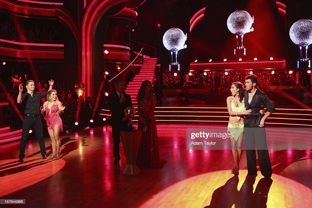 ALL-STARS - 'Episode 1510A' - Melissa Rycroft and Tony Dovolani were crowned champions of this all-star season, on the Season Finale of 'Dancing with the Stars: All-Stars,' TUESDAY, NOVEMBER 27 (9:00-11:00 p.m., ET) on the ABC Television Network. DOVOLANI