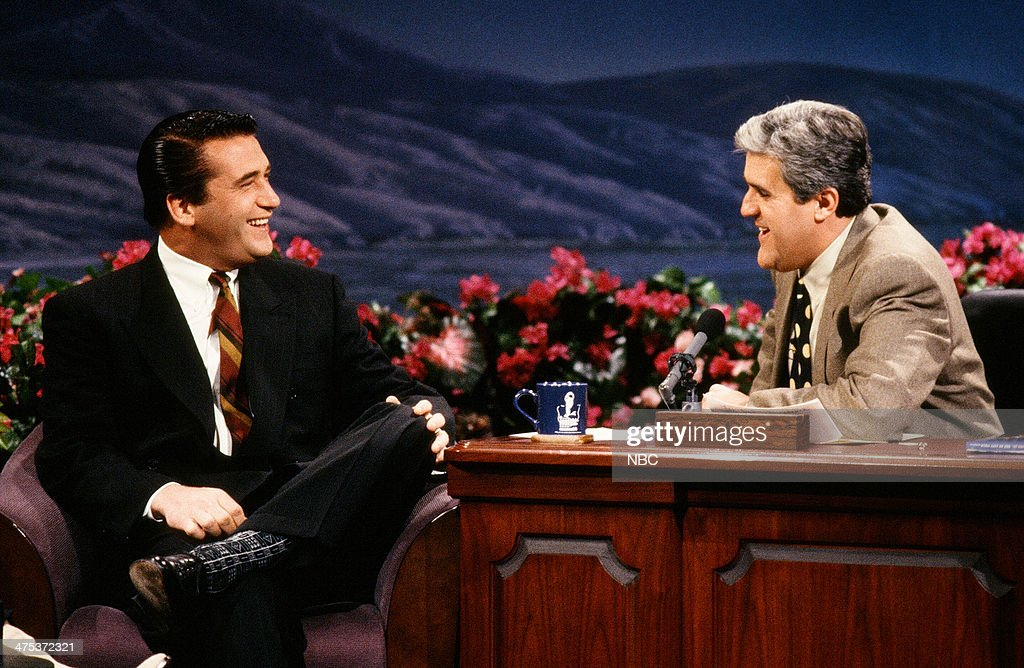 Porn jay interview leno