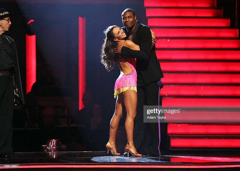 SHOW - 'Episode 1605A' - The remaining couples awaited elimination results on TUESDAY, APRIL 16 (9:00-10:01 p.m., ET), on 'Dancing with the Stars the Results Show' on ABC. ANDY