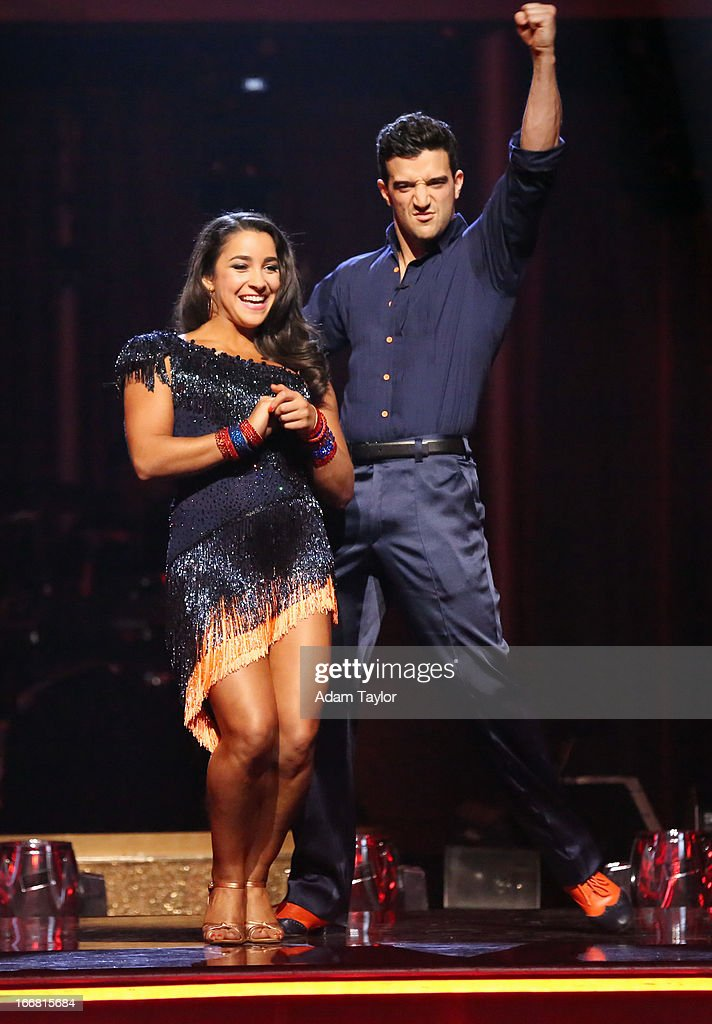 SHOW - 'Episode 1605A' - The remaining couples awaited elimination results on TUESDAY, APRIL 16 (9:00-10:01 p.m., ET), on 'Dancing with the Stars the Results Show' on ABC. BALLAS