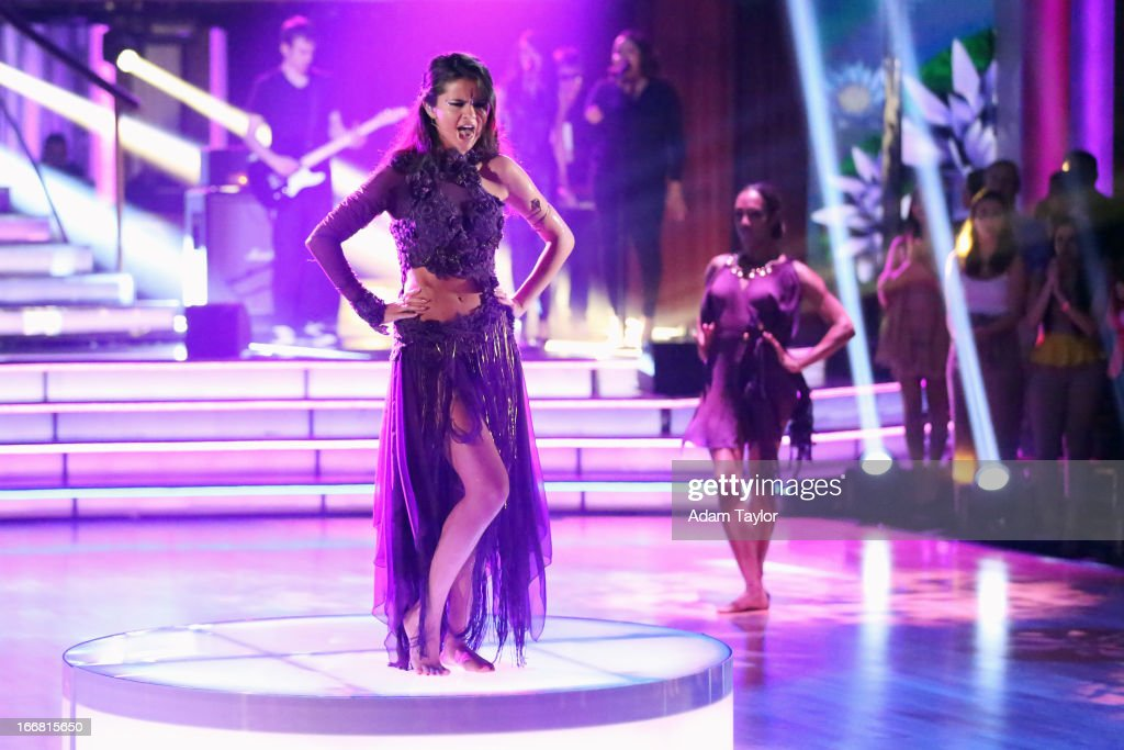 SHOW - 'Episode 1605A' - World-wide, multi-Platinum-selling Hollywood Records recording artist Selena Gomez debuted her new single, 'Come & Get It,' this April, TUESDAY, APRIL 16 (9:00-10:01 p.m., ET), on 'Dancing with the Stars the Results Show' on ABC.