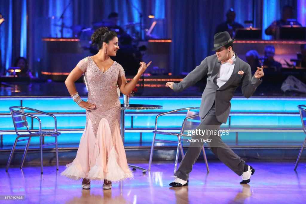 STARS - 'Episode 1606' - 'Episode 1606' - Eight remaining couples hit the dance floor and paid tribute to singer, songwriter and legend Stevie Wonder, on 'Dancing with the Stars,' MONDAY, APRIL 22 (8:00-10:01 p.m., ET), on ABC. ALEXANDRA
