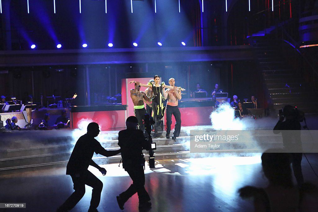 STARS - 'Episode 1606' - 'Episode 1606' - Eight remaining couples hit the dance floor and paid tribute to singer, songwriter and legend Stevie Wonder, on 'Dancing with the Stars,' MONDAY, APRIL 22 (8:00-10:01 p.m., ET), on ABC. JACOBY