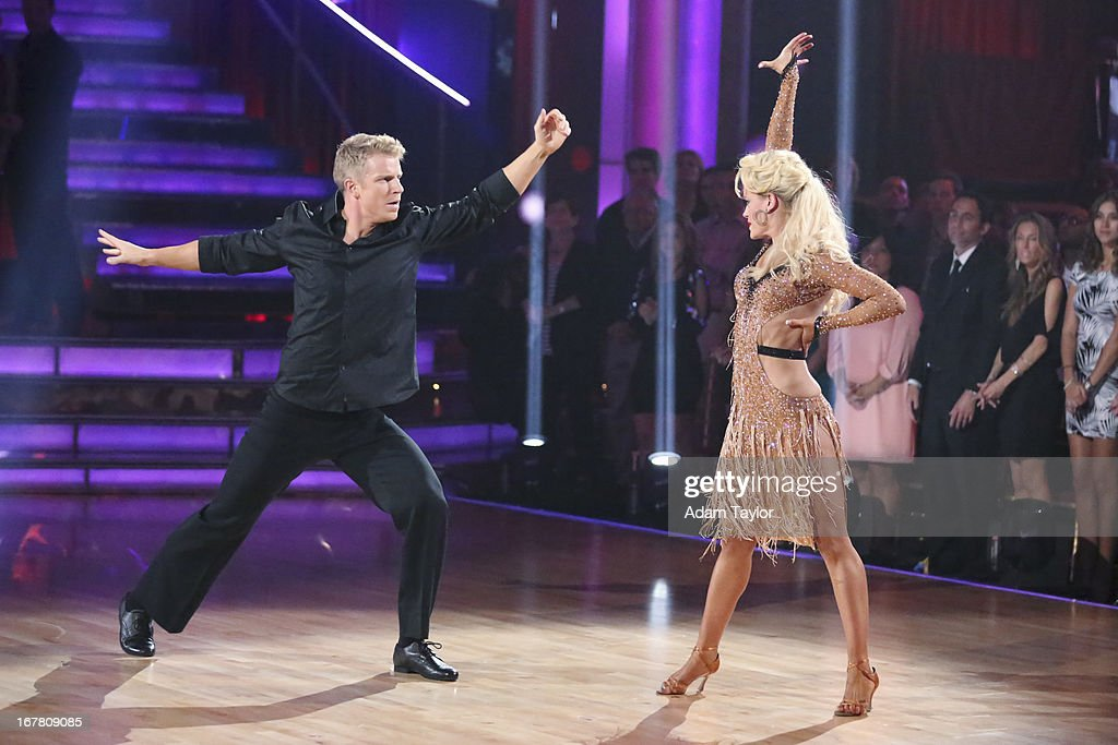 STARS - 'Episode 1607' - In a new twist and another 'Dancing with the Stars' first, the couple with the highest overall score for the night was granted immunity from elimination on Tuesday. The couples who did not receive immunity then competed in a dance-off to earn extra judges' points in an effort to increase their overall score, on 'Dancing with the Stars,' MONDAY, APRIL 29 (8:00-10:01 p.m., ET), on ABC. SEAN