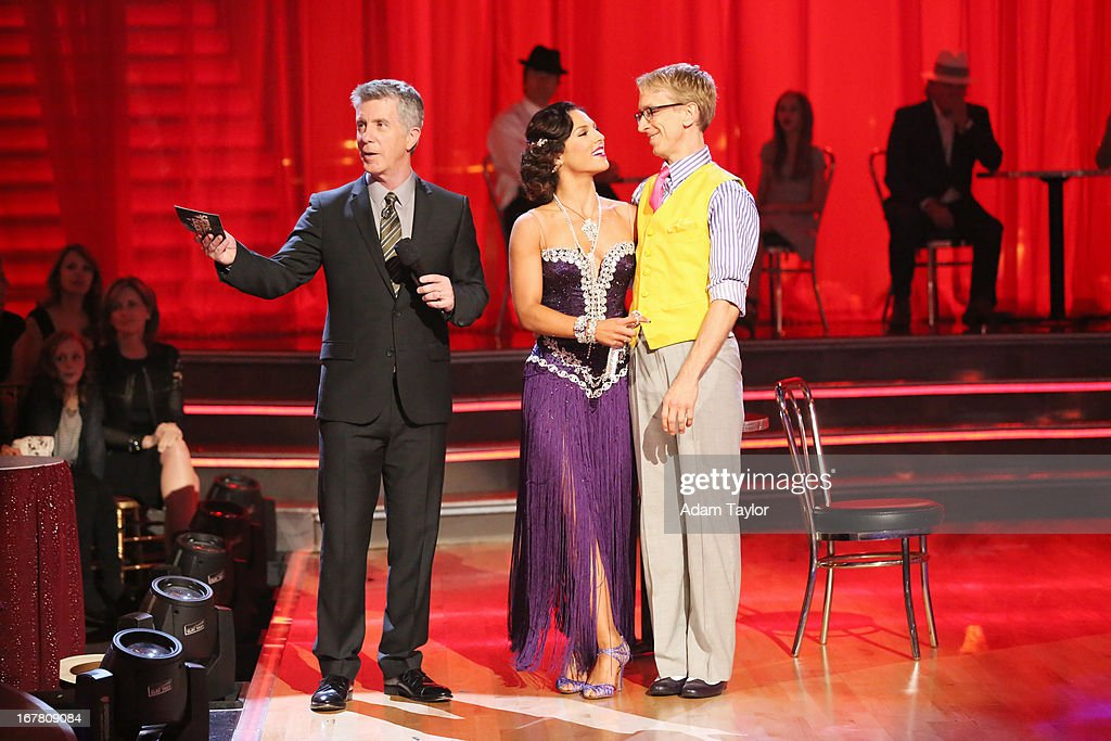 STARS - 'Episode 1607' - It was Latin Night on 'Dancing with the Stars,' as seven remaining couples took to the ballroom floor and performed to a Latin-inspired hit, MONDAY, APRIL 29 (8:00-10:01 p.m., ET), on ABC. TOM