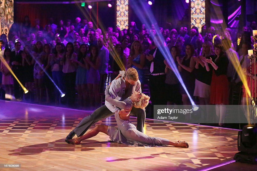STARS - 'Episode 1607' - It was Latin Night on 'Dancing with the Stars,' as seven remaining couples took to the ballroom floor and performed to a Latin-inspired hit, MONDAY, APRIL 29 (8:00-10:01 p.m., ET), on ABC. SEAN