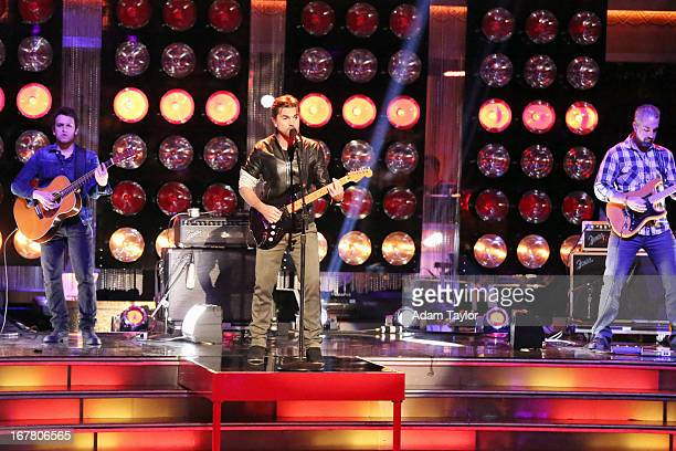 STARS 'Episode 1607' The show featured music by Grammy winner and Spanish language rock artist Juanes who performed a medley of his hits including...