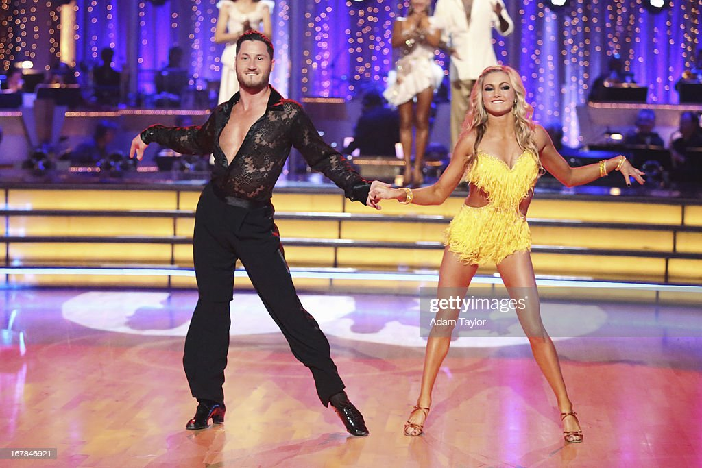 SHOW - 'Episode 1607A' - 'Dancing with the Stars the Results Show' aired TUESDAY, APRIL 30 (9:00-10:01 p.m., ET), on ABC. VAL