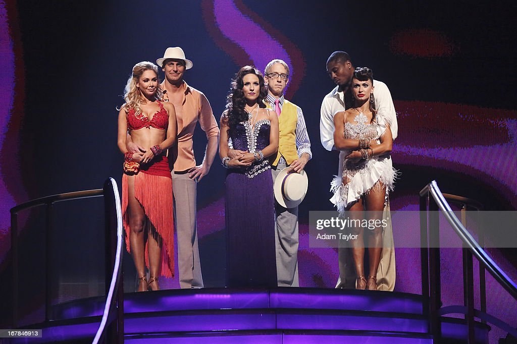 SHOW - 'Episode 1607A' - The remaining couples awaited the elimination results, on 'Dancing with the Stars the Results Show,' TUESDAY, APRIL 30 (9:00-10:01 p.m., ET), on ABC. KYM