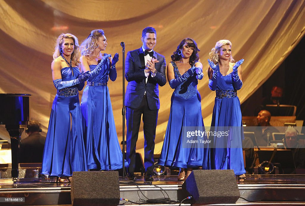 SHOW - 'Episode 1607A' - The show featured music by Michael Bublé who performed 'Come Dance with Me' off his new album, on 'Dancing with the Stars the Results Show,' TUESDAY, APRIL 30 (9:00-10:01 p.m., ET), on ABC. DMYTRENKO
