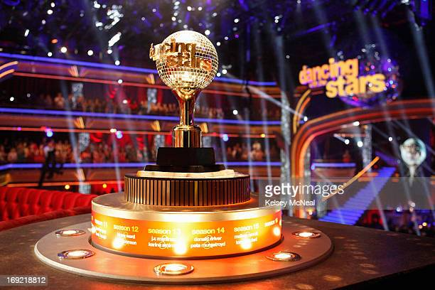 SHOW 'Episode 1610A' The twohour Season Finale of 'Dancing with the Stars the Results Show' aired TUESDAY MAY 21 on ABC MIRROR