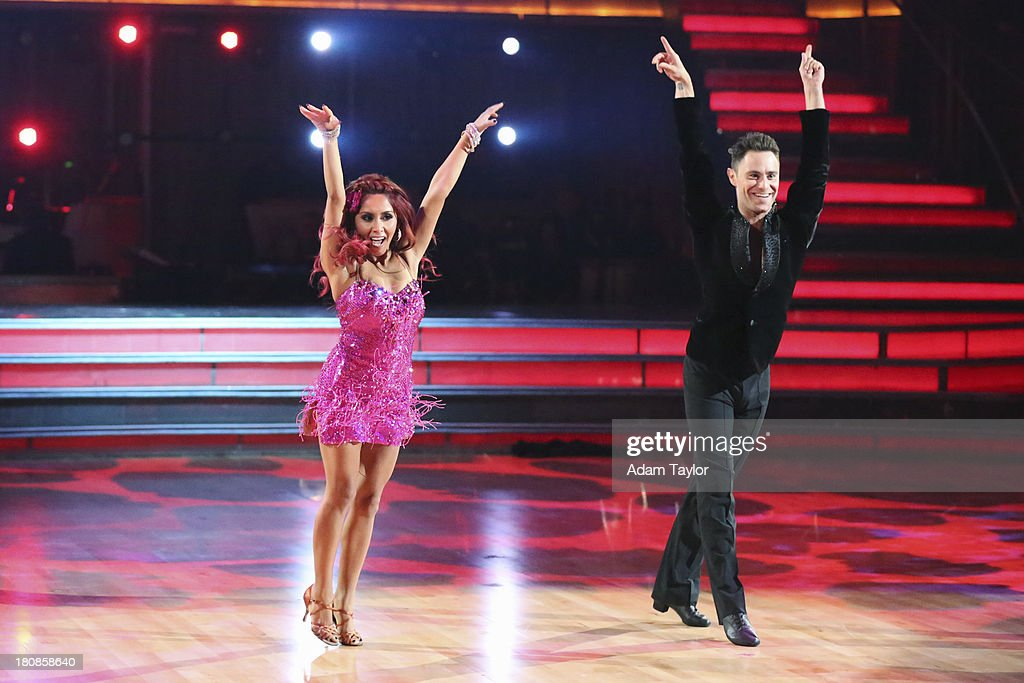 STARS - 'Episode 1701' -- 'Dancing with the Stars' is back with an all-new cast and fresh show format. The competition began with the two-hour season premiere, live, MONDAY, SEPTEMBER 16 (8:00-10:01 p.m., ET) on the ABC Television Network. Kicking off with a spectacular opening number featuring the entire cast, each couple then performed a Cha Cha, Foxtrot or Contemporary routine. NICOLE 'SNOOKI' POLIZZI, SASHA