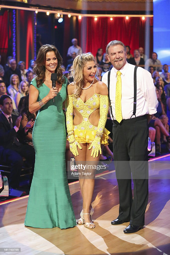STARS - 'Episode 1702' - The competition heated up on a Latin-themed 'Dancing with the Stars' as the celebrities took on new dance routines - a Samba, Jive, Rumba or Paso - and fought for survival, MONDAY, SEPTEMBER 23 (8:00-10:01 p.m., ET), on the ABC Television Network. BROOKE