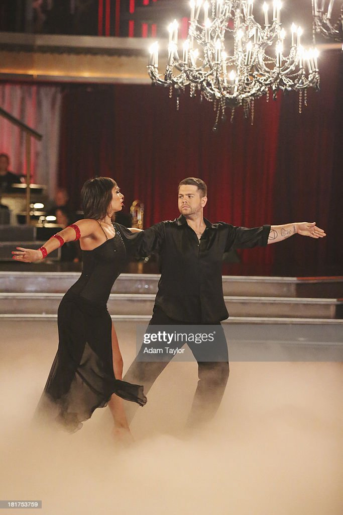STARS - 'Episode 1702' - The competition heated up on a Latin-themed 'Dancing with the Stars' as the celebrities took on new dance routines - a Samba, Jive, Rumba or Paso - and fought for survival, MONDAY, SEPTEMBER 23 (8:00-10:01 p.m., ET), on the ABC Television Network. CHERYL