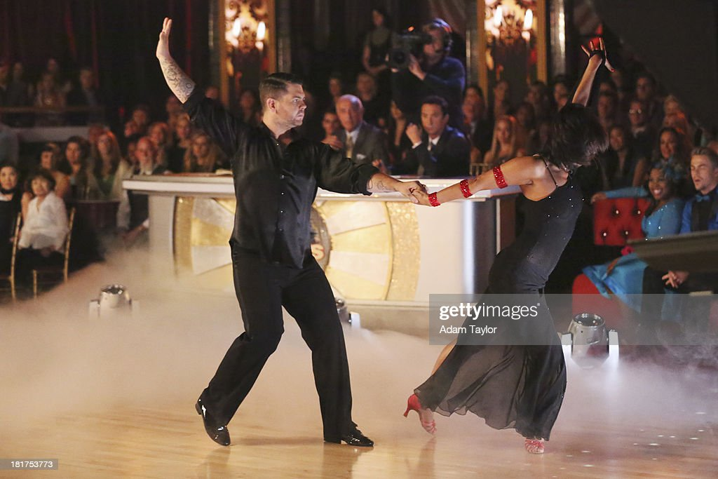 STARS - 'Episode 1702' - The competition heated up on a Latin-themed 'Dancing with the Stars' as the celebrities took on new dance routines - a Samba, Jive, Rumba or Paso - and fought for survival, MONDAY, SEPTEMBER 23 (8:00-10:01 p.m., ET), on the ABC Television Network. JACK