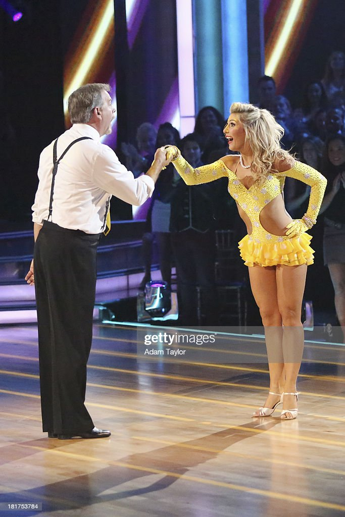STARS - 'Episode 1702' - The competition heated up on a Latin-themed 'Dancing with the Stars' as the celebrities took on new dance routines - a Samba, Jive, Rumba or Paso - and fought for survival, MONDAY, SEPTEMBER 23 (8:00-10:01 p.m., ET), on the ABC Television Network. BILL