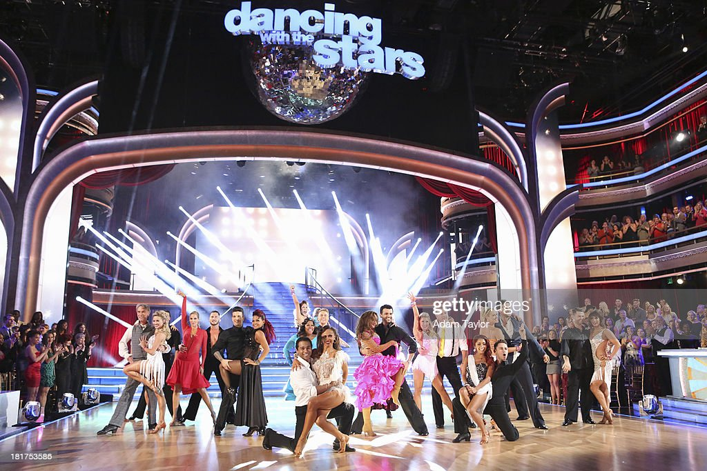 STARS - 'Episode 1702' - The show featured a show-stopping opening number choreographed by Sharna Burgees and Henry Byalikov, MONDAY, SEPTEMBER 23 (8:00-10:01 p.m., ET), on the ABC Television Network.