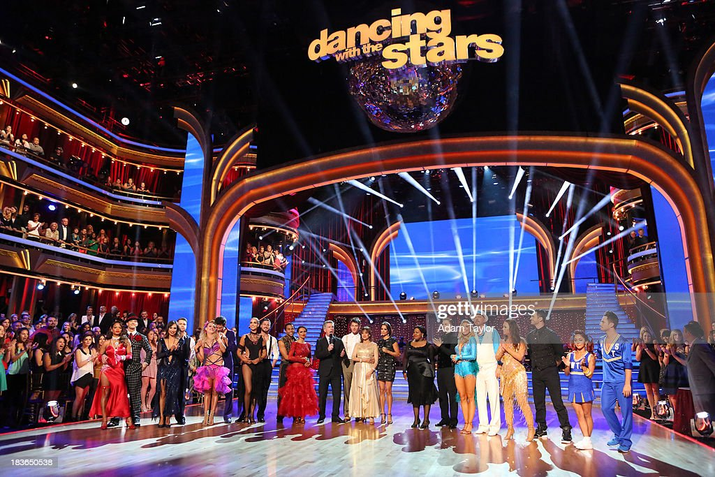 STARS - 'Episode 1704' - 10 remaining couples took to the ballroom floor on 'Dancing with the Stars,' MONDAY, OCTOBER 7 (8:00-10:01 p.m., ET). FARBER