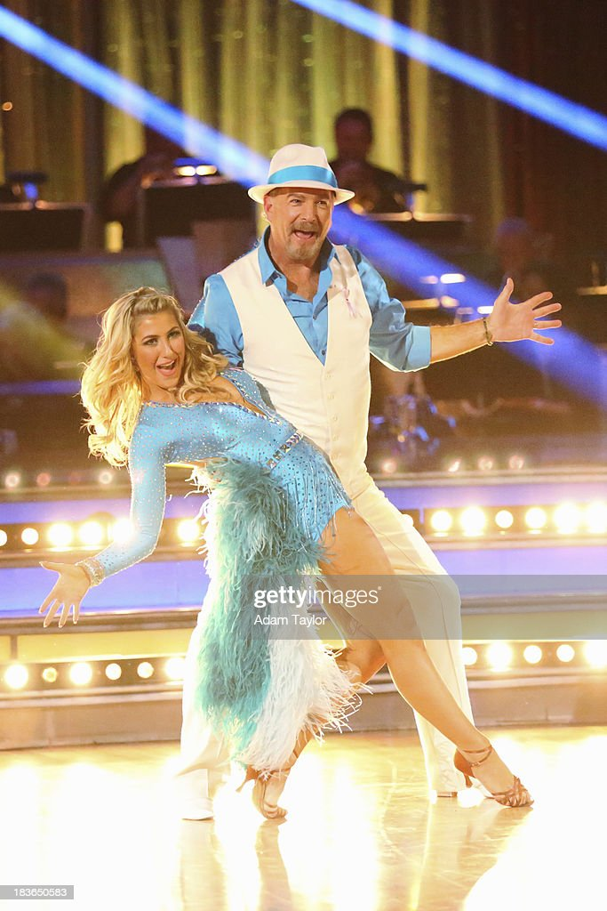 STARS - 'Episode 1704' - 10 remaining couples took to the ballroom floor on 'Dancing with the Stars,' MONDAY, OCTOBER 7 (8:00-10:01 p.m., ET). ENGVALL