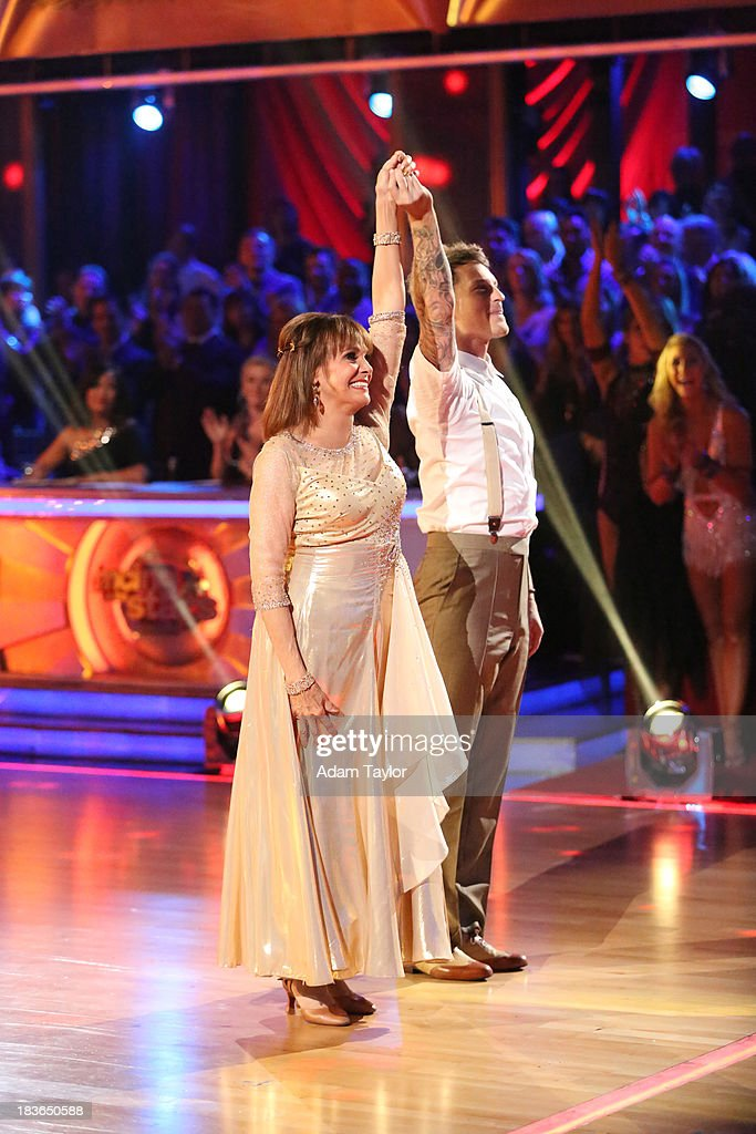 STARS - 'Episode 1704' - 10 remaining couples took to the ballroom floor on 'Dancing with the Stars,' MONDAY, OCTOBER 7 (8:00-10:01 p.m., ET). VALERIE