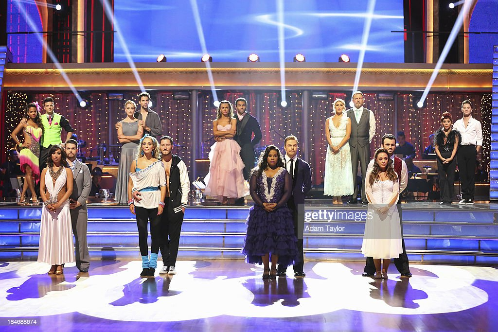 STARS - 'Episode 1705' - At the end of the night, one couple faced elimination on 'Dancing with the Stars,' MONDAY, OCTOBER 14 (8:00-10:01 p.m., ET), on ABC. FARBER