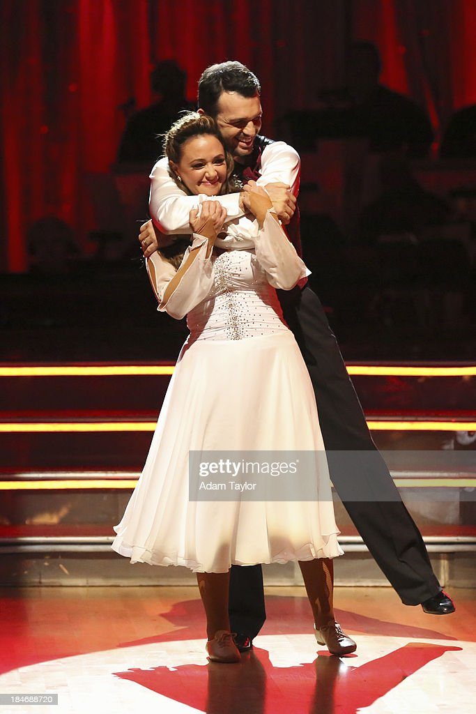 STARS - 'Episode 1705' - At the end of the night, one couple faced elimination on 'Dancing with the Stars,' MONDAY, OCTOBER 14 (8:00-10:01 p.m., ET), on ABC. LEAH