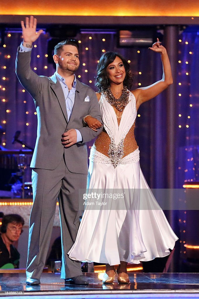 STARS - 'Episode 1705' - The competition continued as nine remaining celebrities commemorated 'The Most Memorable Year of Their Life' on 'Dancing with the Stars,' MONDAY, OCTOBER 14 (8:00-10:01 p.m., ET), on ABC. Each couple danced to a song of the celebrities choosing that encompassed a memorable time or experience in their life. JACK