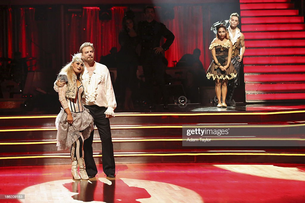 STARS - 'Episode 1707' - At the end of the night, one couple faced elimination, on 'Dancing with the Stars,' MONDAY, OCTOBER 28 (8:00-10:01 p.m., ET), on ABC. EMMA SLATER, BILL ENGVALL, NICOLE 'SNOOKI' POLIZZI, SASHA