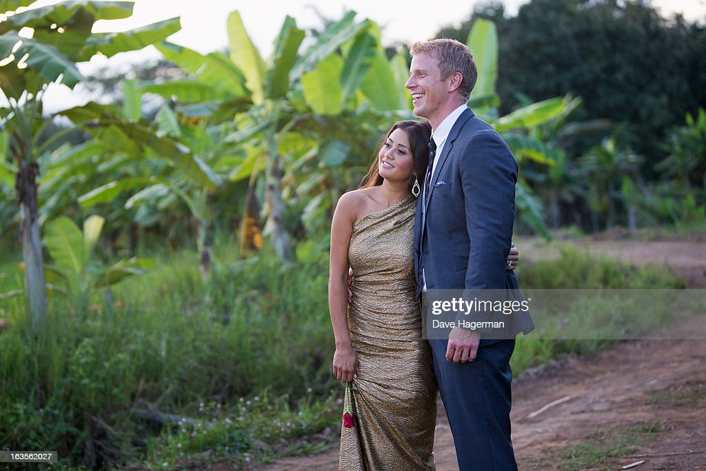 THE BACHELOR - 'Episode 1710' - In the dramatic Season Finale, Sean made one of the most difficult choices of this life. After having his family meet both women in spectacular Chiang Rai, Thailand, and under immense pressure, he made one final, heart-wrenching decision and chose and fell in love with Catherine Giudici, on the Season Finale of 'The Bachelor,' MONDAY, MARCH 11 (8:00-10:01 p.m., ET), on the ABC Television Network. LOWE