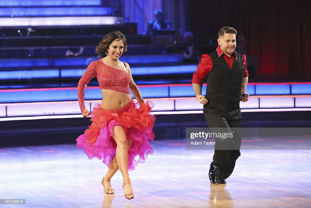 STARS - 'Episode 1711A' - In the last element of competition, the couples performed a new routine as part of a '24 Hour Fusion Challenge,' on the two-hour Season Finale on 'Dancing with the Stars,' TUESDAY, NOVEMBER 26 (9:00-11:00 p.m., ET), on ABC. OSBOURNE