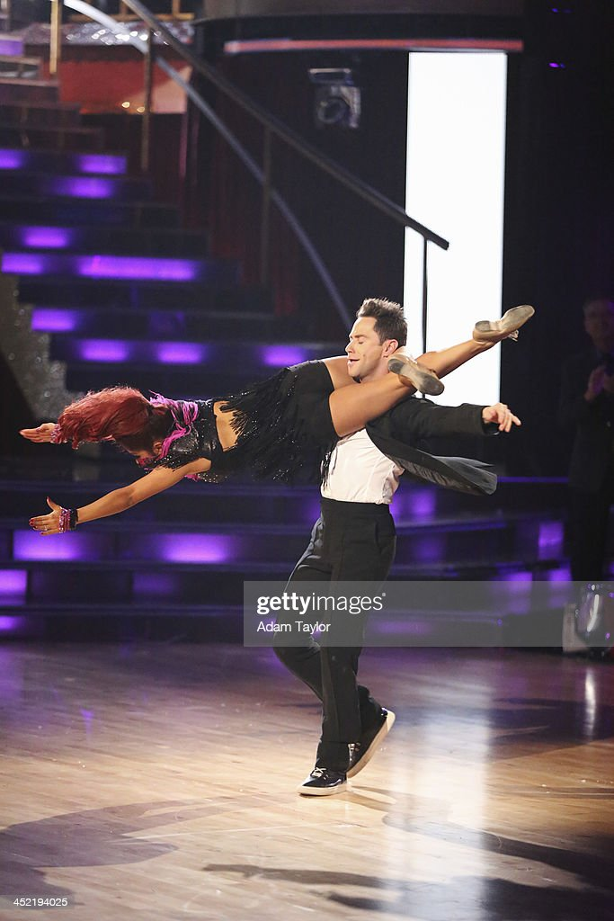 STARS - 'Episode 1711A' - The entire celebrity cast returned for the two-hour Season Finale on 'Dancing with the Stars,' TUESDAY, NOVEMBER 26 (9:00-11:00 p.m., ET), on ABC. NICOLE 'SNOOKI' POLIZZI, SASHA