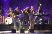 STARS 'Episode 1711A' The finale featured Lady Antebellum who performed their new single 'Compass' on the twohour Season Finale on 'Dancing with the...