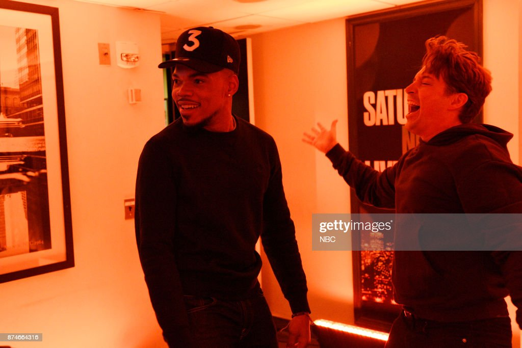 "NBC's ""Saturday Night Live"" - Chance the Rapper, Eminem"