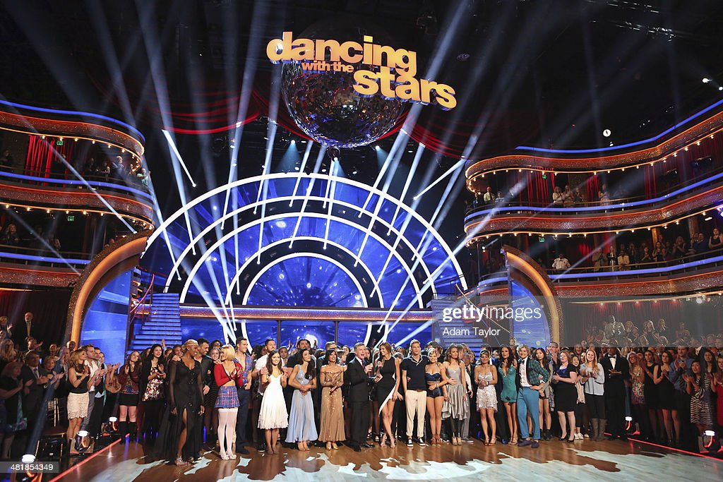 STARS - 'Episode 1803' - 'Good Morning America' anchor Robin Roberts was a guest judge for the first time alongside Len Goodman, Bruno Tonioli and Carrie Ann Inaba on 'Dancing with the Stars,' MONDAY, MARCH 31 (8:00-10:01 p.m., ET). The remaining 10 celebrities commemorated 'The Most Memorable Year Of Their Life.' Each couple danced to a song of the celebrities choosing that encompassed a memorable time or experience in their life.