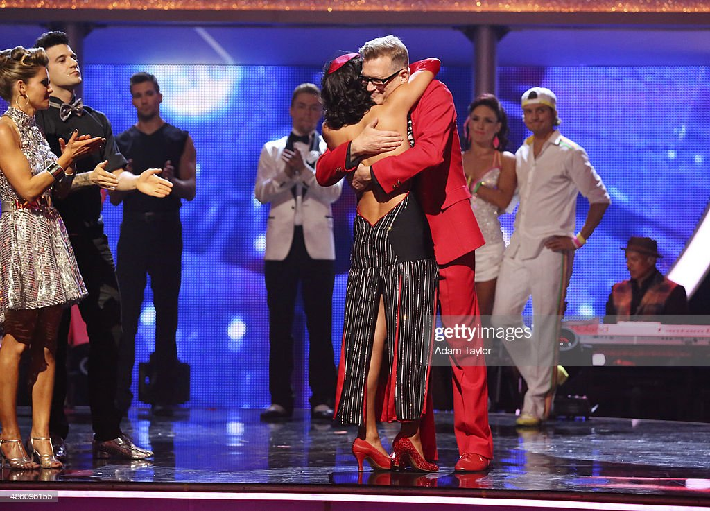 STARS - 'Episode 1806' - Drew Carey and Cheryl Burke were the next couple eliminated on 'Dancing with the Stars,' MONDAY, APRIL 21 (8:00-10:01 p.m., ET) on the ABC Television Network. CANDACE
