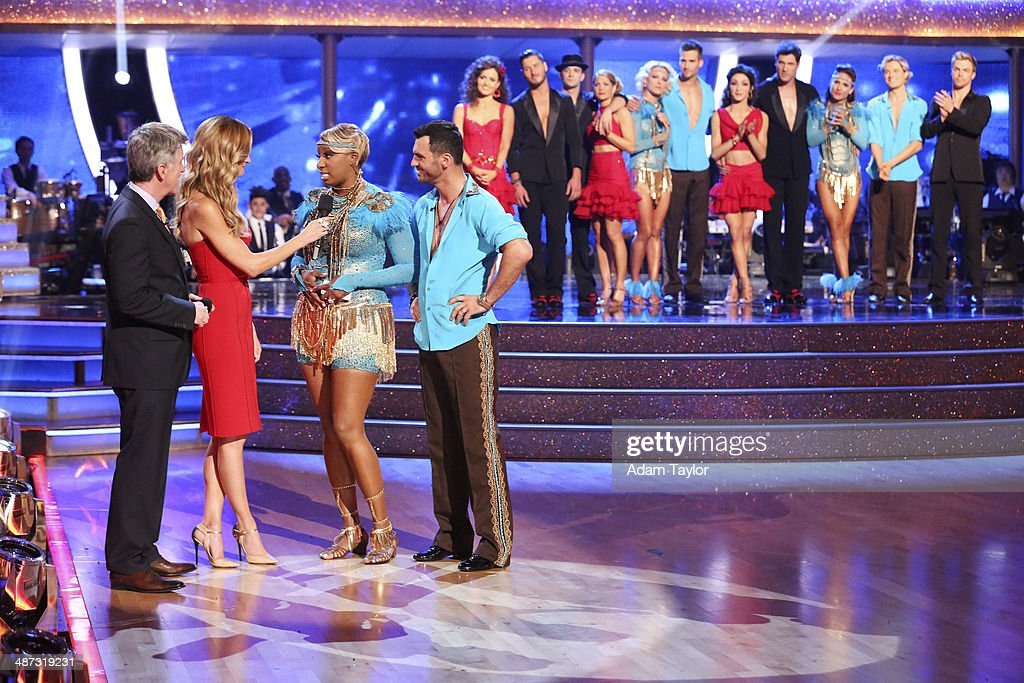 STARS - 'Episode 1807' - At the end of the night, Nene Leakes and Tony Dovolani were eliminated from the competition, on 'Dancing with the Stars,' MONDAY, APRIL 28 (8:00-10:01 p.m., ET) on the ABC Television Network. TOM