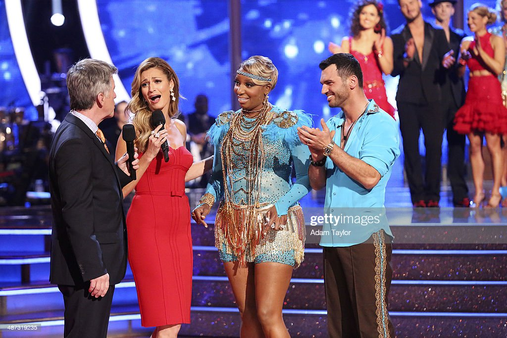 STARS - 'Episode 1807' - At the end of the night, Nene Leakes and Tony Dovolani were eliminated from the competition, on 'Dancing with the Stars,' MONDAY, APRIL 28 (8:00-10:01 p.m., ET) on the ABC Television Network. DOVOLANI