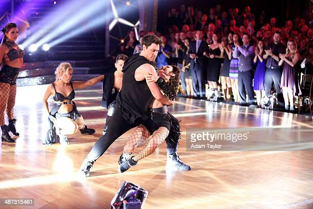 STARS 'Episode 1807' Grammy winner Ricky Martin joined 'Dancing with the Stars' for 'Latin Night' MONDAY APRIL 28 on the ABC Television Network He...