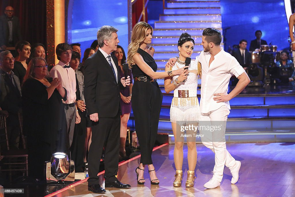 STARS - 'Episode 1808' - At the end of the night, Danica McKellar and Valentin Chmerkovskiy were eliminated, on 'Dancing with the Stars' MONDAY, MAY 5 (8:00-10:01 p.m., ET) on the ABC Television Network.