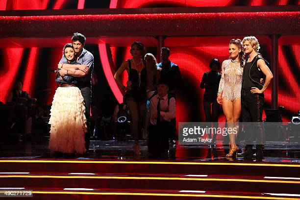 STARS 'Episode 1809' At the end of the night one couple faced elimination leaving only four couples to move on to the Finals MONDAY MAY 12 on the ABC...