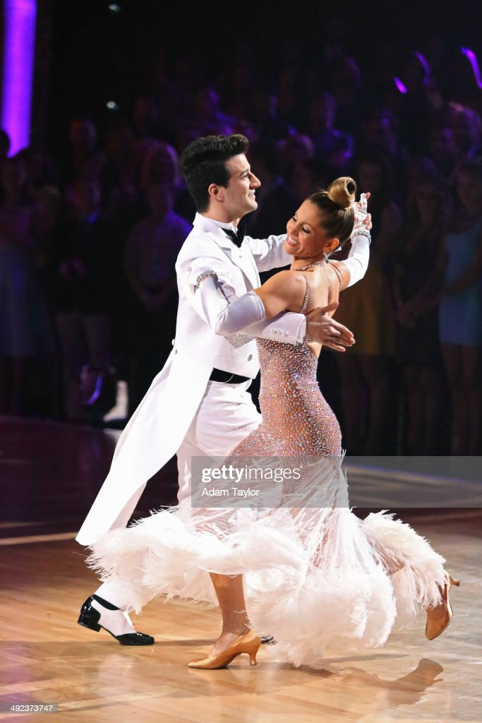 STARS - 'Episode 1810' - On MONDAY, MAY 19 (8:00-9:30 p.m., ET), the four remaining couples competed in two rounds of dance. In the first round, each couple took on the 'Judges Pick' and repeat the same dance style they did the week of the 'Switch-Up.' In the second round, one of the biggest competitive dances of the season, the couples took on a supersized Freestyle featuring special effects, additional dancers and unexpected surprises.