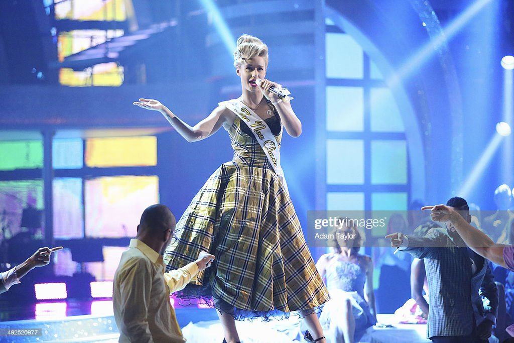 STARS - 'Episode 1810A' - Iggy Azalea featuring Charli XCX performed their hit 'Fancy,' on the Season Finale, TUESDAY, MAY 20 (9:00-11:00 p.m., ET) on the ABC Television Network. IGGY
