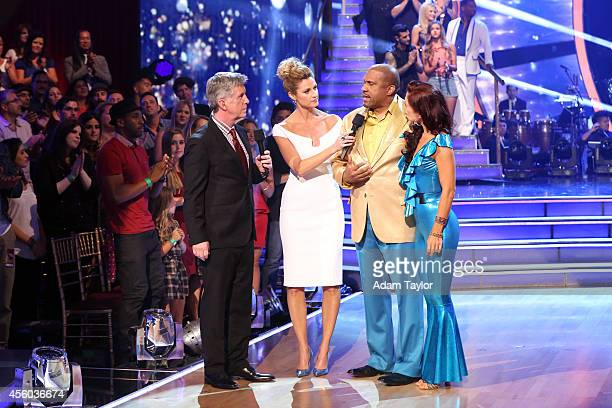 RESULTS 'Episode 1902A' 'Dancing with the Stars The Results' twonight event continued on TUESDAY SEPTEMBER 23 where Tavis Smiley and Sharna Burgess...