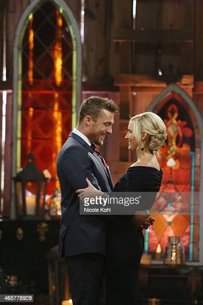THE BACHELOR 'Episode 1910' The compelling live threehour television event began as America watched along with the studio audience as Chris Soules'...